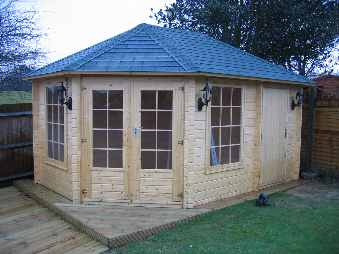 Az contracting for Shed and homes