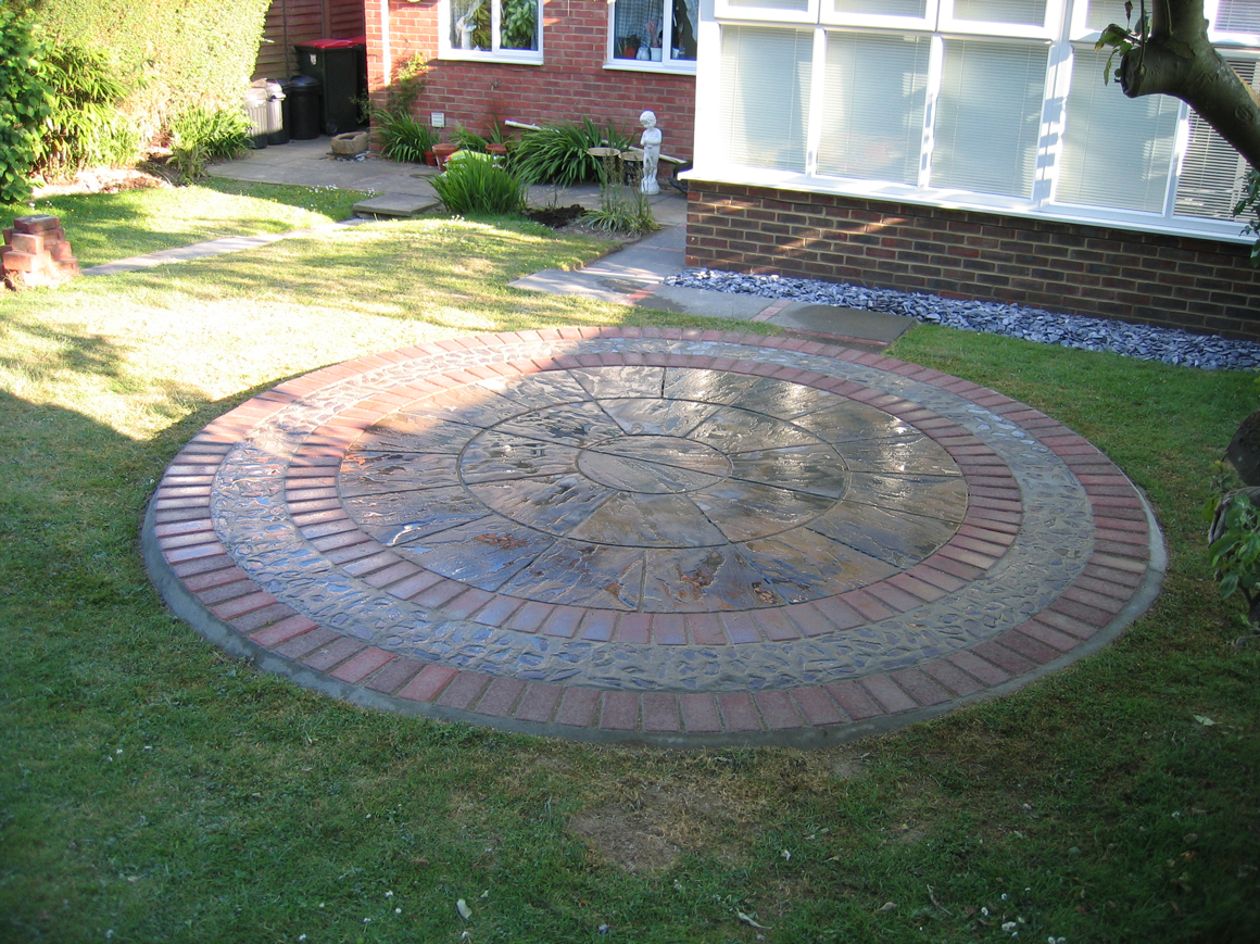 AZ Contracting on Circular Patio Ideas id=44799